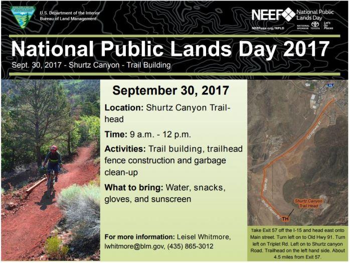 National Public Lands Day 2017