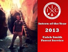 Intern of the Year 2013