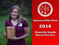 Intern of the Year 2016